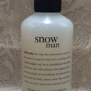 Snowman 3 in 1